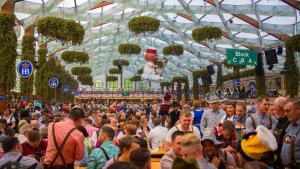 Oktoberfest and Springfest All Inclusive Camping, Kempingek  München - big - 9