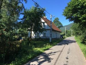 4 stern ferienhaus Chalupa u Broumovských stěn Božanov Tschechien