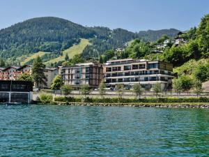 Mountain and Lake Twenty Four, Apartments  Zell am See - big - 32