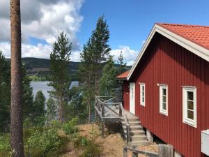 Värmlans Sjö och Fjäll Camping 14 - Hotel - Gunsjögården
