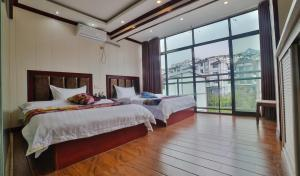 Hostels und Jugendherbergen - Yu Yi Ting Theme Hotel