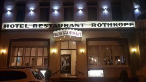 Hotel Restaurant Rothkopf - Euskirchen