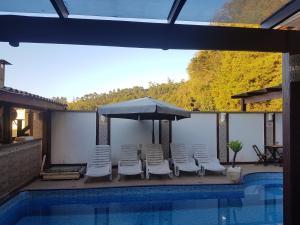 Pousada Requinte da Mantiqueira, Guest houses  Piracaia - big - 68