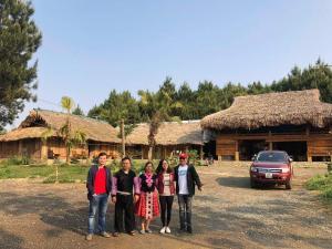 Homestay Trang Senh, Alloggi in famiglia  Bản Chiềng Di - big - 24
