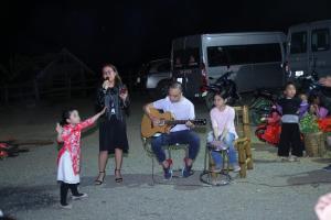 Homestay Trang Senh, Alloggi in famiglia  Bản Chiềng Di - big - 22
