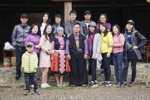 Homestay Trang Senh, Alloggi in famiglia  Bản Chiềng Di - big - 17