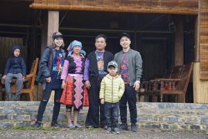 Homestay Trang Senh, Alloggi in famiglia  Bản Chiềng Di - big - 16
