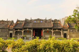 Guangzhou Liwan·Chen Jiayu· Locals Apartment 00165390, Ferienwohnungen  Guangzhou - big - 23