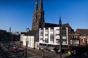 Villes Co Tilburg Pays Bas Noord Brabant Tilburg