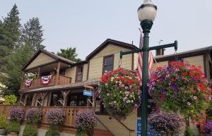 Mrs. Anderson's Lodging House - Leavenworth