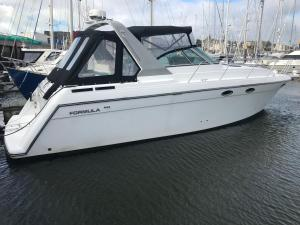 obrázek - 36ft Motor Boat Plymouth