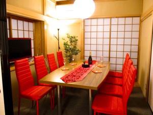 Tsukitei2, Apartmanok - Fudzsijosida