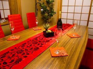Tsukitei2, Apartmanok  Fudzsijosida - big - 6