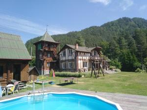 Cottage Mezhdurechye - Proletarka
