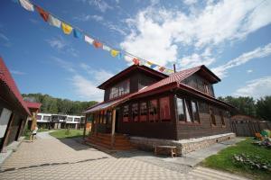Hostel Malyi Kovcheg - Kupchegen