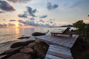 A-Na-Lay Resort Koh Kood, Üdülőtelepek  Kut-sziget - big - 47