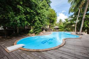 A-Na-Lay Resort Koh Kood, Üdülőtelepek  Kut-sziget - big - 49