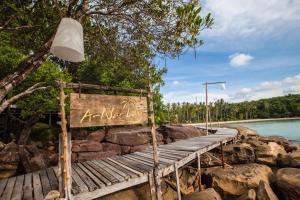 A-Na-Lay Resort Koh Kood, Üdülőtelepek  Kut-sziget - big - 43