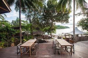 A-Na-Lay Resort Koh Kood, Üdülőtelepek  Kut-sziget - big - 57