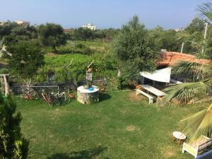 Green House, Penziony  Himare - big - 60
