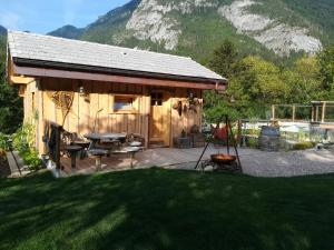 Accommodation in Le Biot