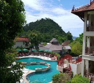 Курортный отель Anyavee Ao Nang Bay Resort