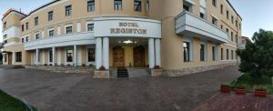 Hotel Registon, Отели  Самарканд - big - 1