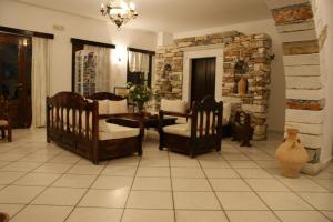 Alkyoni Beach Hotel, Hotely  Naxos Chora - big - 91