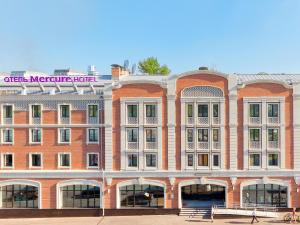 Отель Mercure Nizhny Novgorod Center