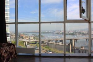 Апартаменты 2-комнатные с видом на Енисей - Apartment - Krasnoyarsk
