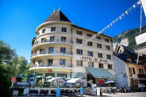 Sport'Hotel - Résidence de Milan, Szállodák  Le Bourg-d'Oisans - big - 1