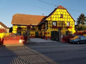 Maison alsacienne à Andolsheim