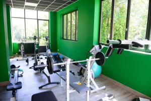 Sport'Hotel - Résidence de Milan, Отели  Le Bourg-d'Oisans - big - 67