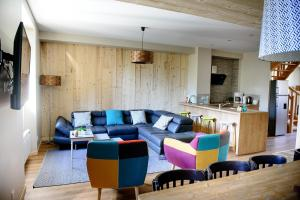 Sport'Hotel-Aparthotel de Milan, Hotel  Le Bourg-d'Oisans - big - 5