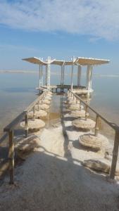 Nadia Hosting Dead Sea, Lodge  Neve Zohar - big - 57