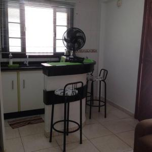 Residencial Gringos Verde e Laranja, Apartmány  Bombinhas - big - 23