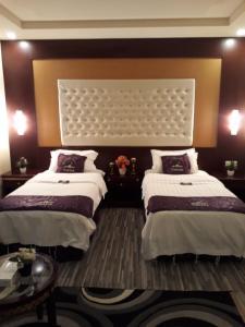 Janatna Furnished Apartments, Aparthotely  Rijád - big - 9