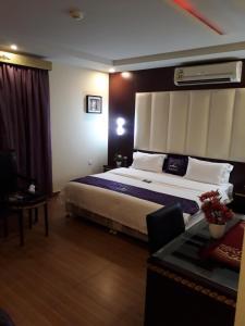 Janatna Furnished Apartments, Aparthotels  Riad - big - 43