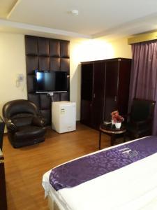 Janatna Furnished Apartments, Aparthotels  Riad - big - 44