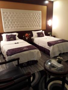 Janatna Furnished Apartments, Aparthotels  Riad - big - 62