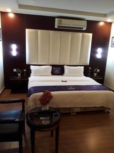 Janatna Furnished Apartments, Aparthotely  Rijád - big - 5