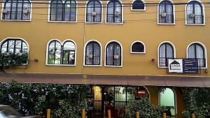 Casa Echavarria Boutique Hotel, Hotel  San José - big - 1