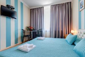 Yuzhno-Primorskiy Hotel, Hotel  San Pietroburgo - big - 98