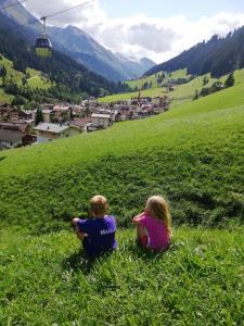 Pension Alpengruß, Guest houses  Tux - big - 20