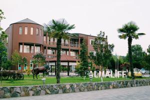 Курортный отель Palmalife Lankaran Resort, Ленкорань