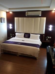 Janatna Furnished Apartments, Aparthotely  Rijád - big - 52