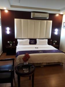 Janatna Furnished Apartments, Aparthotely  Rijád - big - 46