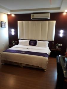 Janatna Furnished Apartments, Aparthotely  Rijád - big - 54