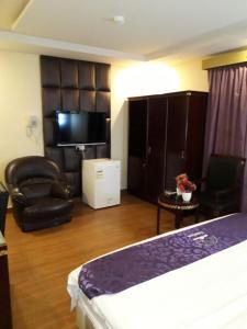 Janatna Furnished Apartments, Aparthotely  Rijád - big - 61
