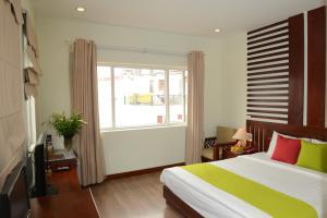 Golden Land Hotel, Hotels  Hanoi - big - 7